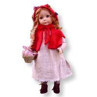 Кукла Cappuccetto Rosso