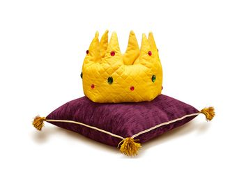 Подушка корона