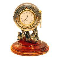 Часы-шкатулка Цирковой медведь
