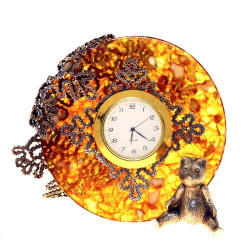 Часы Вологодские кружева