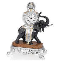Настольные часы Королевский слон