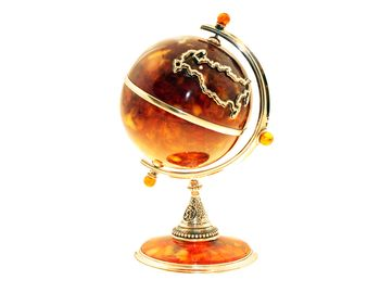 Янтарный Глобус
