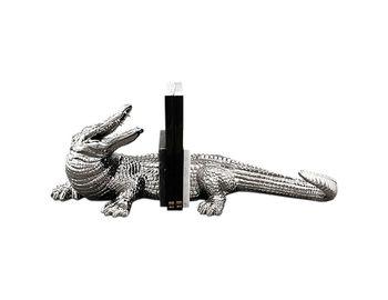 Держатель для книг Крокодил