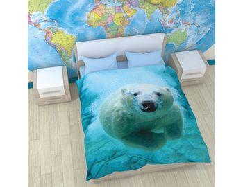 Постельное белье Белый медведь
