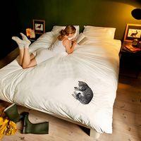 Постельное белье Спящий котенок