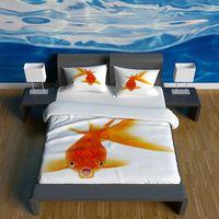 Постельное белье Золотая рыбка