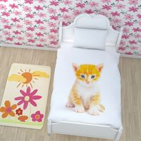 Постельное белье Рыжий котенок