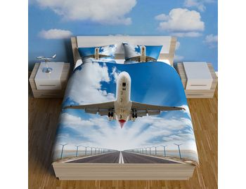 Постельное белье Самолет