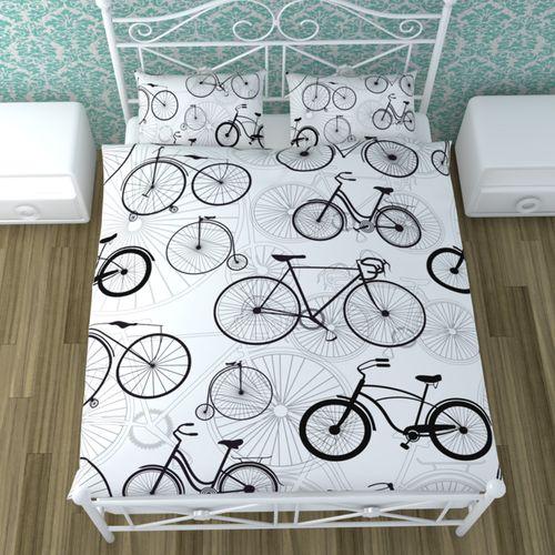 Постельное белье Велосипеды