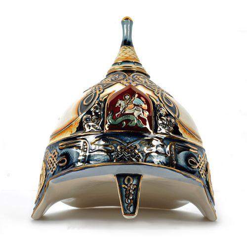 Штоф Богатырский Шлем