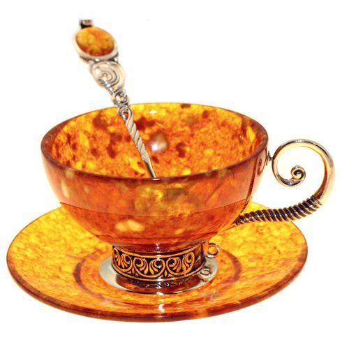 Чашка чайная Антик