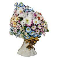 Статуэтка декоративный букет Цветы