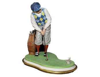 Статуэтка Игрок в гольф