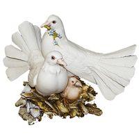 Статуэтка Семья голубей