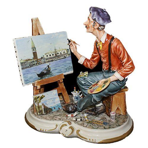 Статуэтка Старый художник