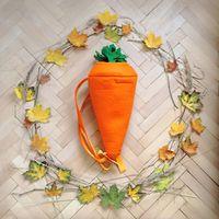 Рюкзак Морковь