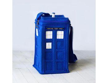 Сумка Будка TARDIS