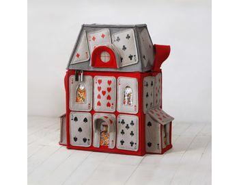 Сумка Карточный домик